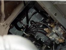 Автономный отопитель Hydronic на МАЗе