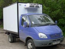 Холодильная установка SungThermo HT50 на ГАЗеле