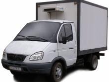 Холодильная установка Alex Original TR2000 на ГАЗеле
