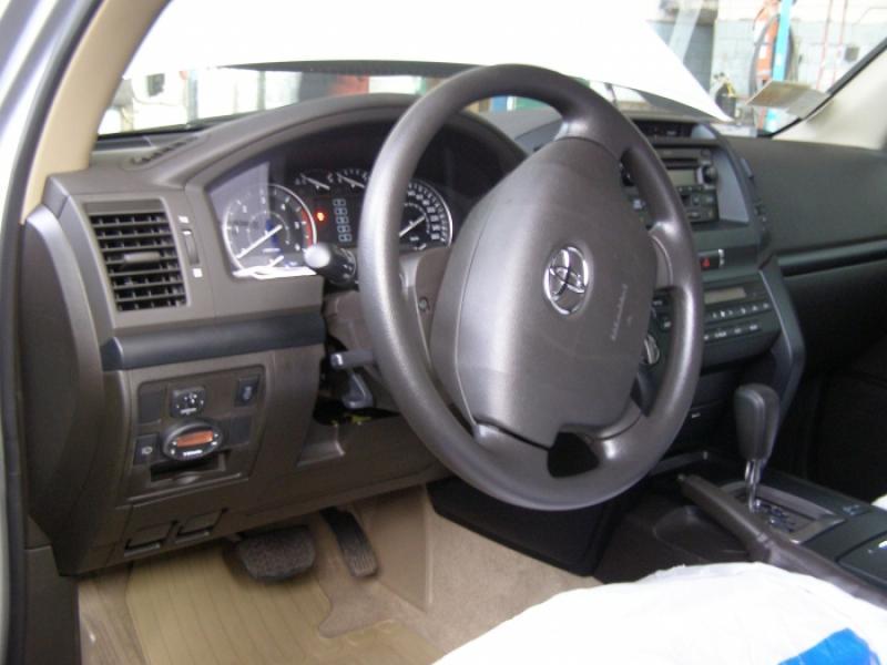 Webasto мини таймер 1533 на Toyota LandCruser