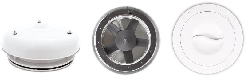 Салонный вентилятор
