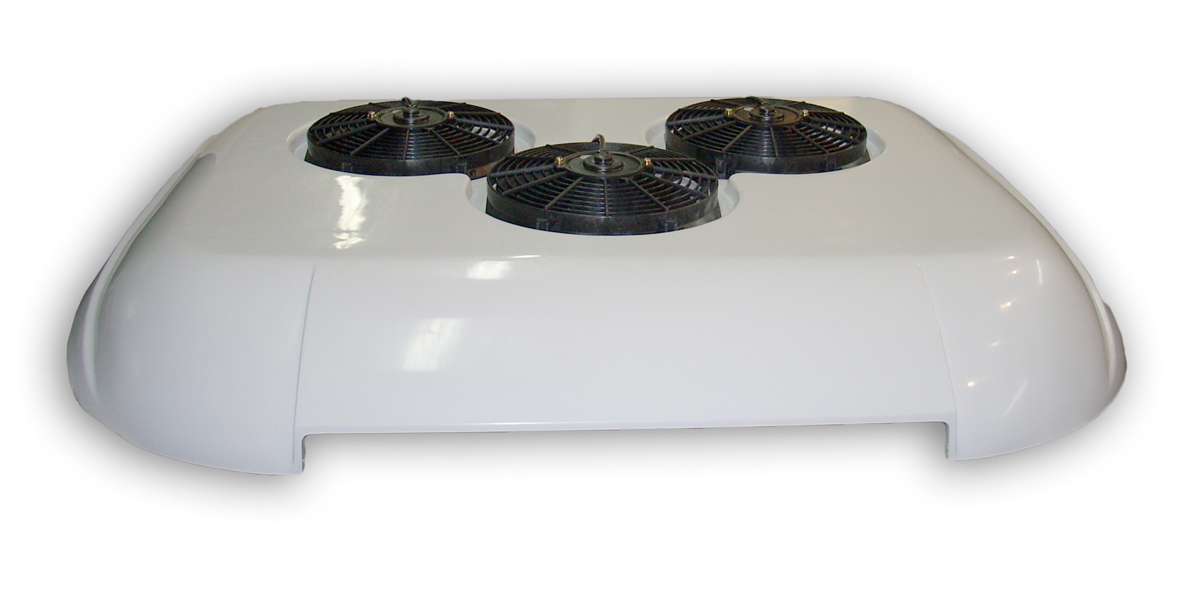 Обтекаемый накрышный конденсатор БК5 автокондиционера AC-11