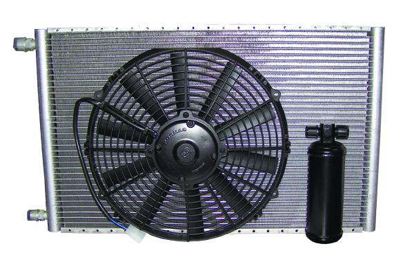 Конденсатор холодильной установки RT-100